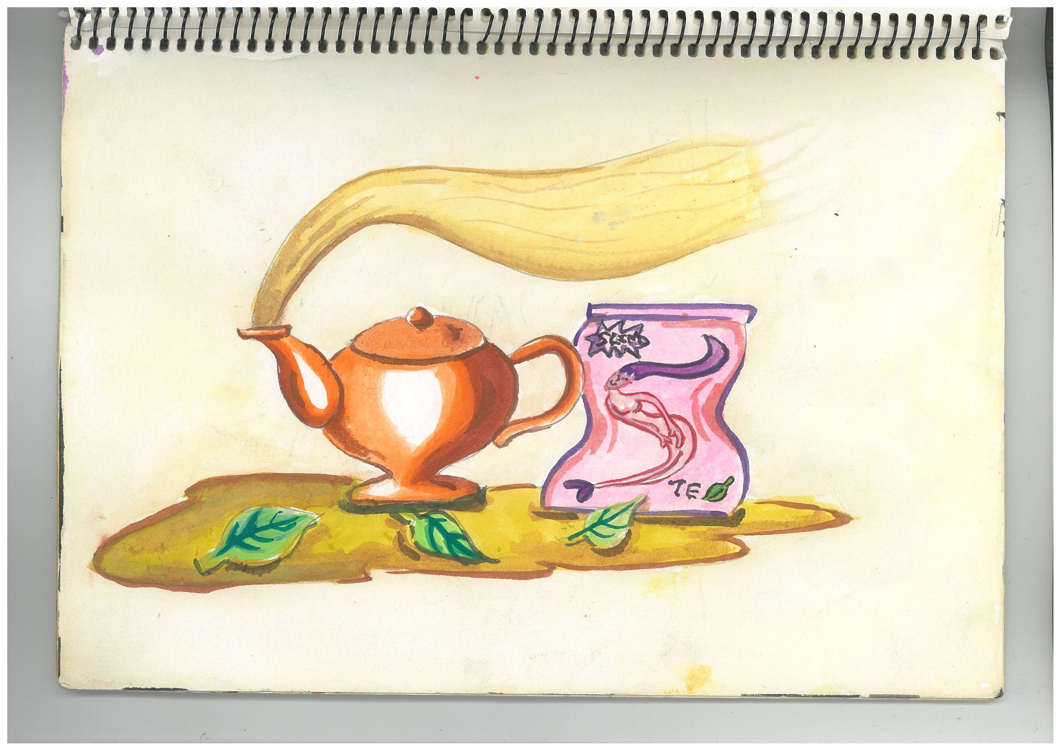 f.slimming tea promo