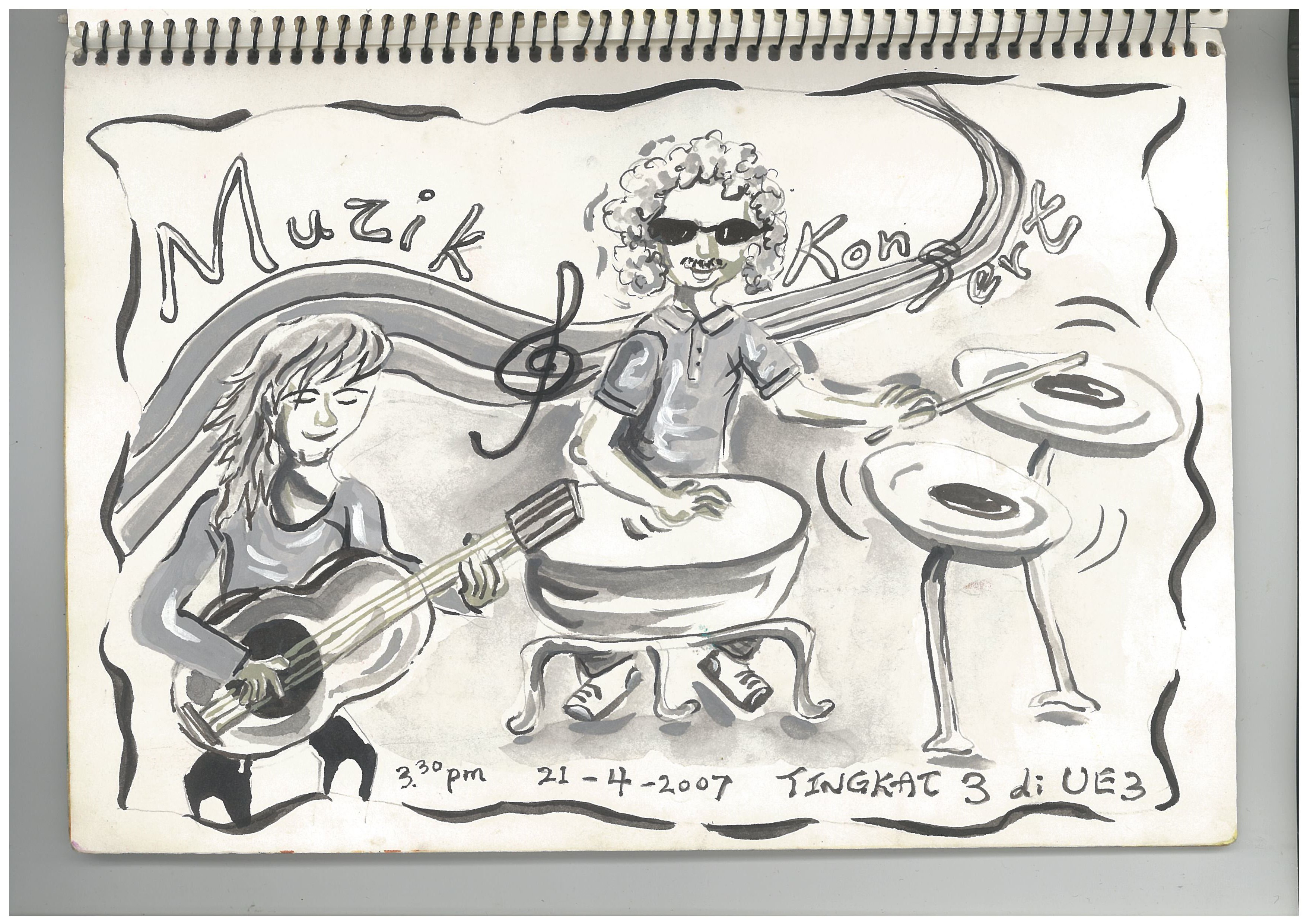 j.music concert