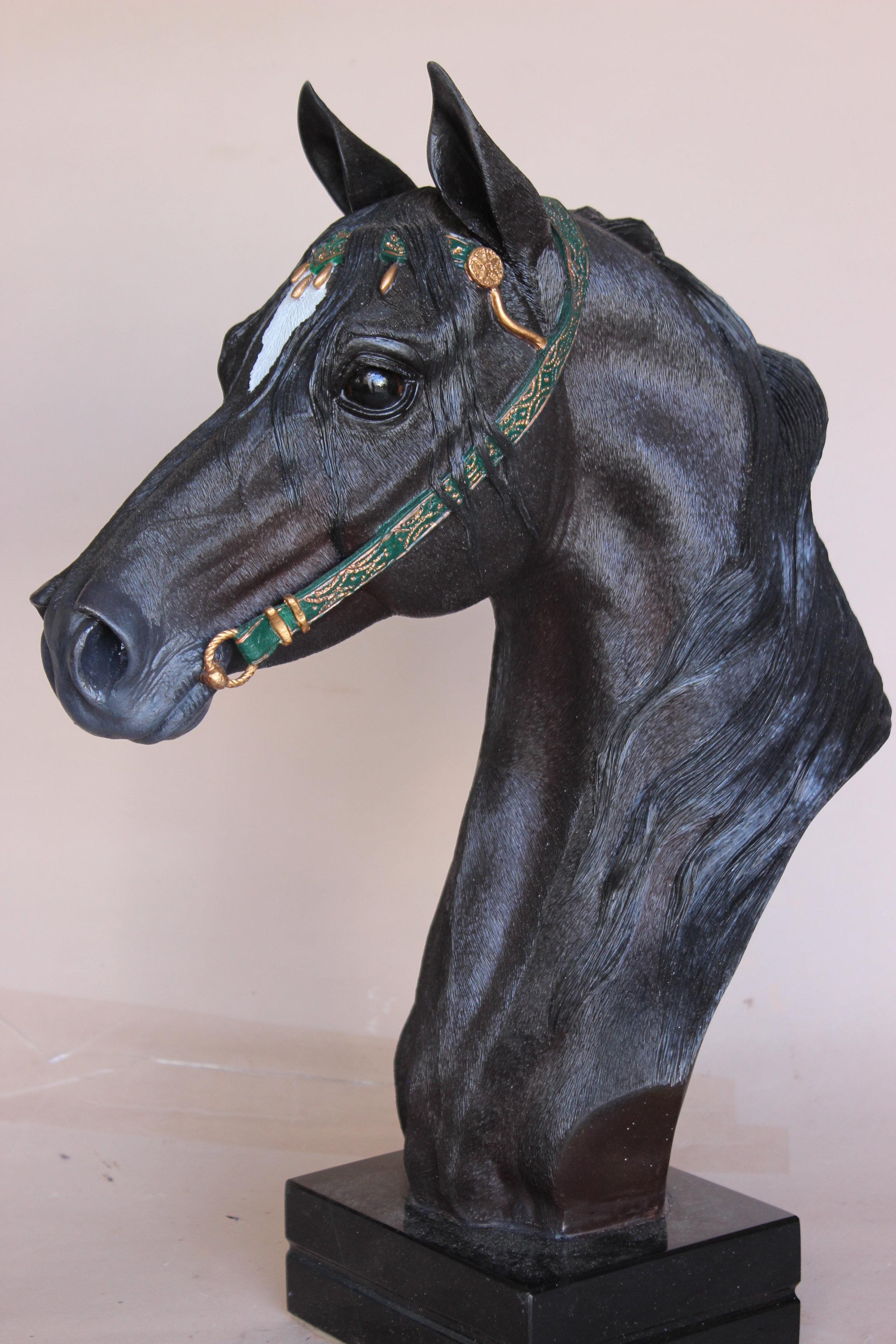 Arabian Horse Sculpture Estevez Creations