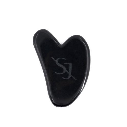 Saint Jane Obsidian Smoothing Stone
