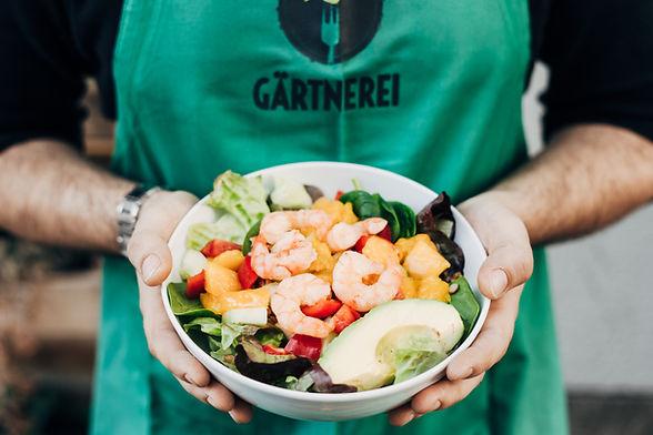 gesunde Salate_können nach Hause bestellt werden