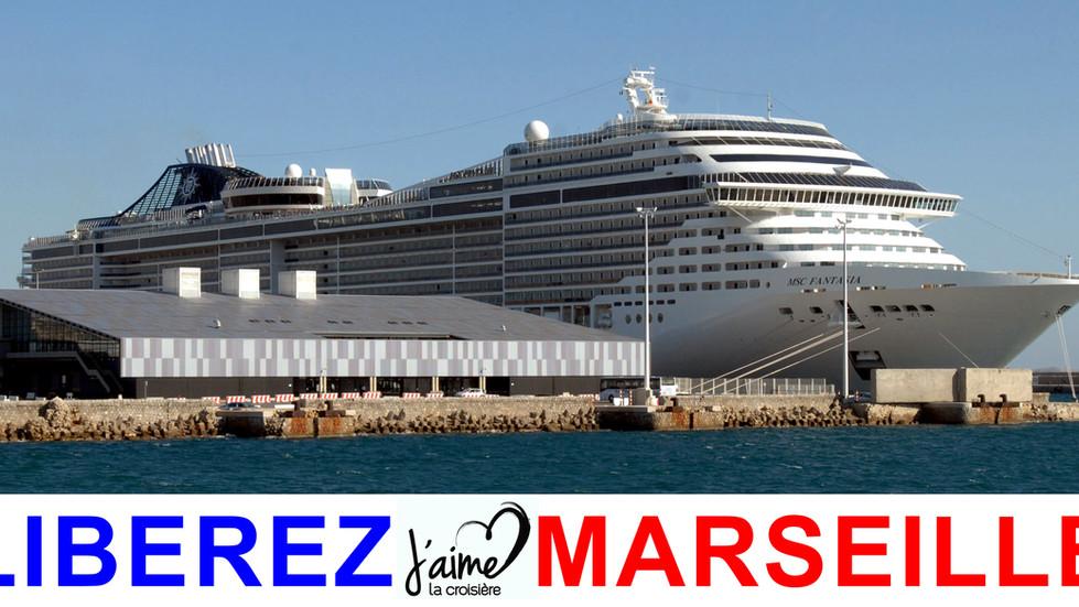 LIBEREZ MARSEILLE et son TERMINAL CROISIERES !!!!
