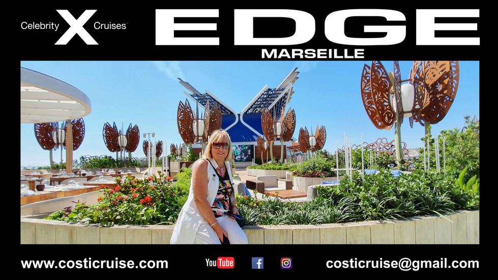 CELEBRITY EDGE  OUTSIDE  Diaporama Click Lire la suite ..