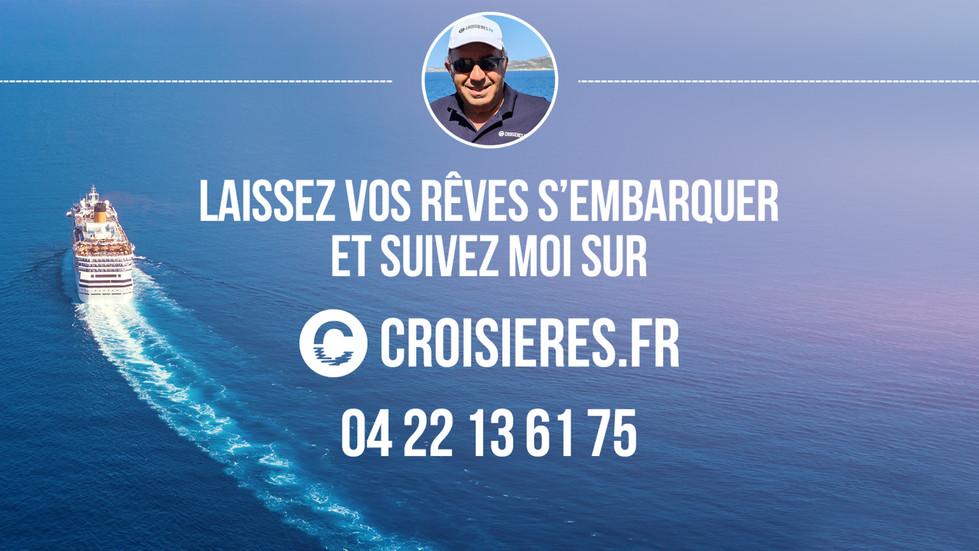 SUIVEZ MOI mon HUBLOT sur CROISIERES.FR ....
