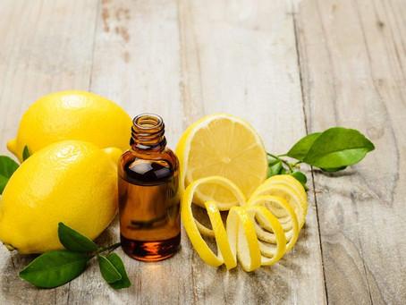 Limón: Exprímele los beneficios al Aceite Esencial de Limón