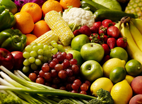 12 frutas y verduras de temporada para comer en septiembre
