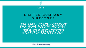 Company Directors - Do You Know About Trivial Benefits?