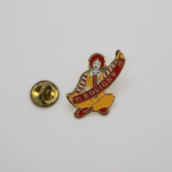Vintage Pin - Mr. McDonald