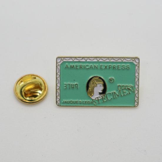 Vintage Pin - American Express