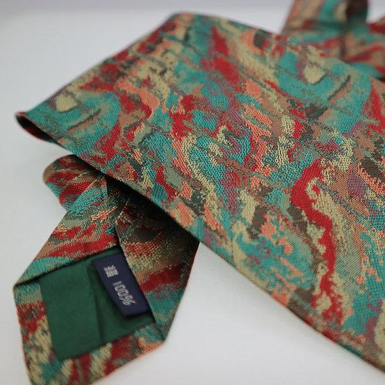 Vintage Tie - Rainbow