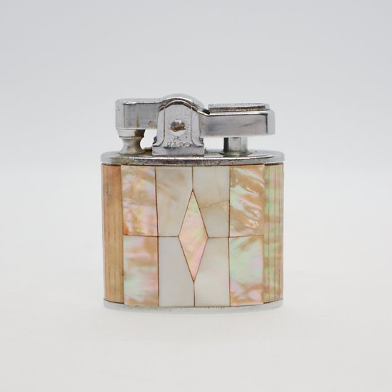 Vintage Lighter with Shell
