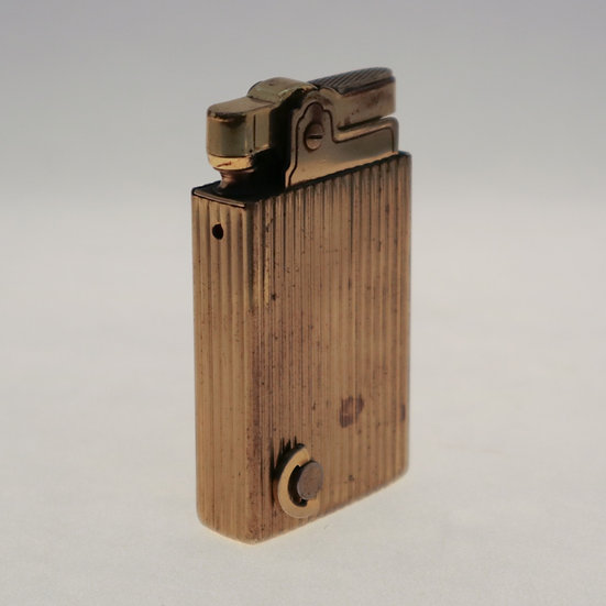 Vintage Musical Lighter - Smoke gets in your eyes