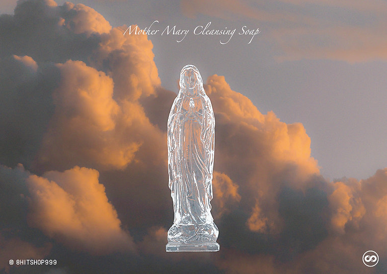 Mother Mary Cleansing Soap