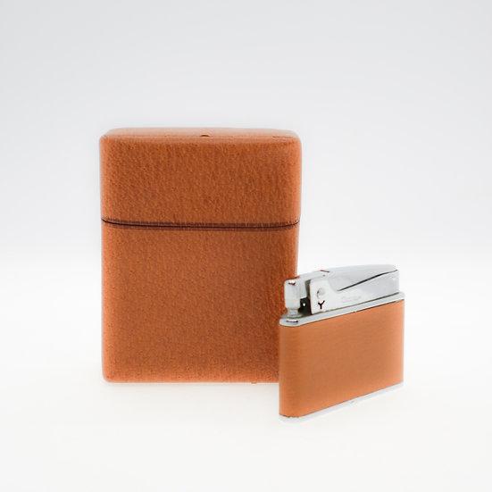 Vintage Lighter and Case set - Prince