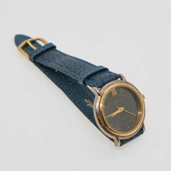 Vintage Watch - Caliwa (Blue)