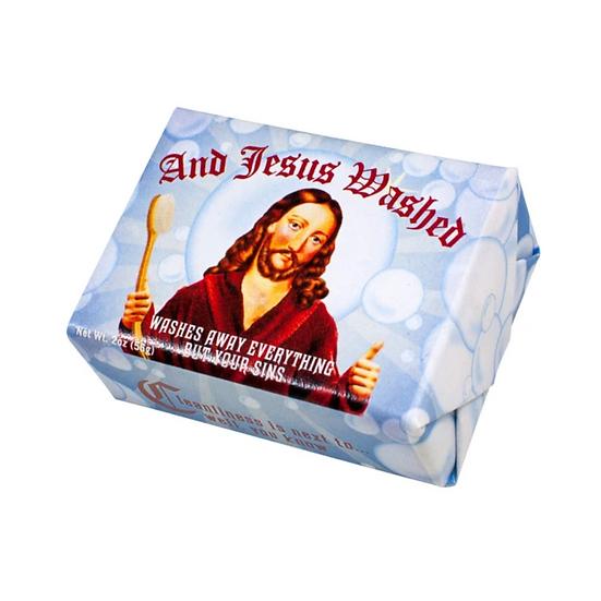 Jesus Wash
