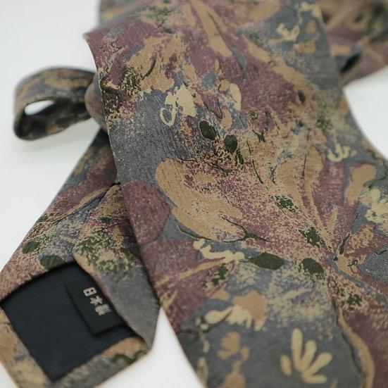 Vintage Tie - Floral Pattern