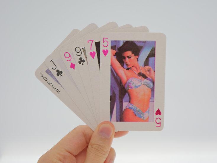Beauty Playcards