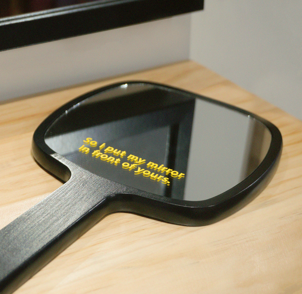 Close up 2 Mirror(2021)