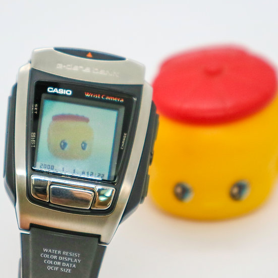 Casio Wrist Camera (Full colour)