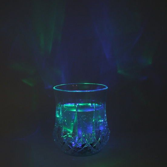 Plastic Northern Lights (Still light)