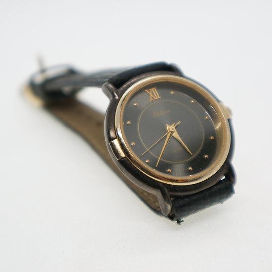 Vintage Watch - Caliwa (Black)