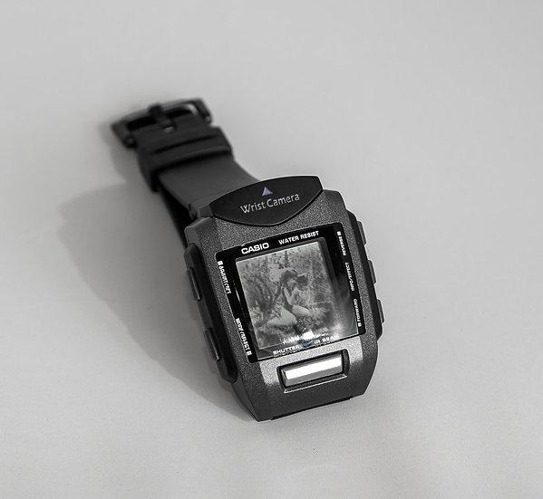 Casio Wrist Camera WQV1/WQV2 (NEW)