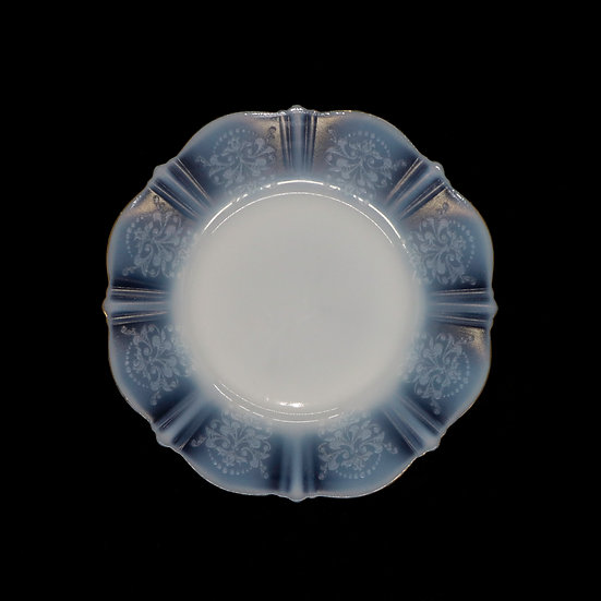 Macbeth Evans Depression Glass - American Sweet Heart 6 inches