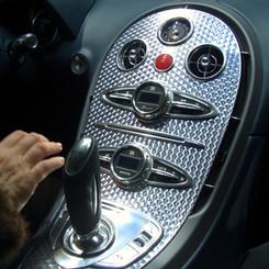 Machined Aluminium Automotive Components