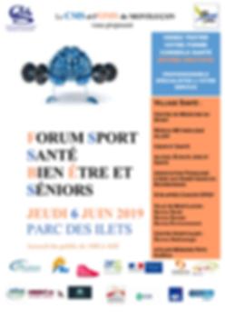 CHALLENGE SENIORS AFFICHE forum sport sa