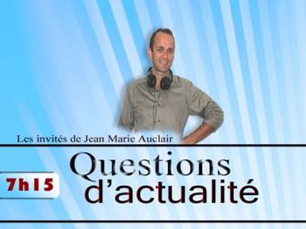 Interview Jacques Bouvier et Romain Lefebvre RMB et RJFM