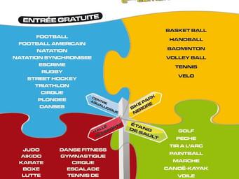 6eme édition de la Fête du Sport