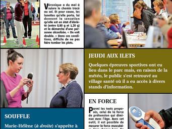 Le premier Forum Santé Senior et Activités Physiques au parc des ilets