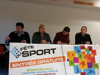 """""""Fête du Sport"""" retour avec les clubs"""