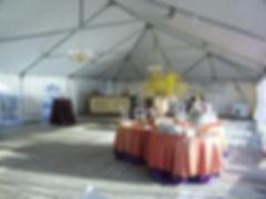 Wedding tent rental massachusetts