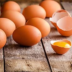 Free-Range Chicken Egg