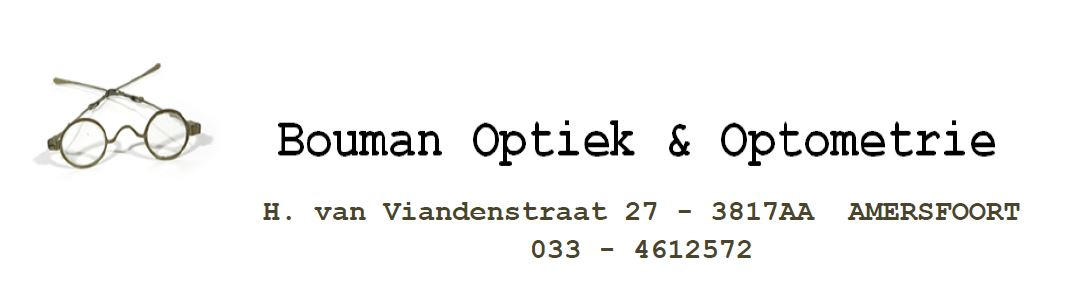 logo bouman optiek & Optometrie  14082014