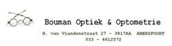 logo bouman optiek & Optometrie  14082014