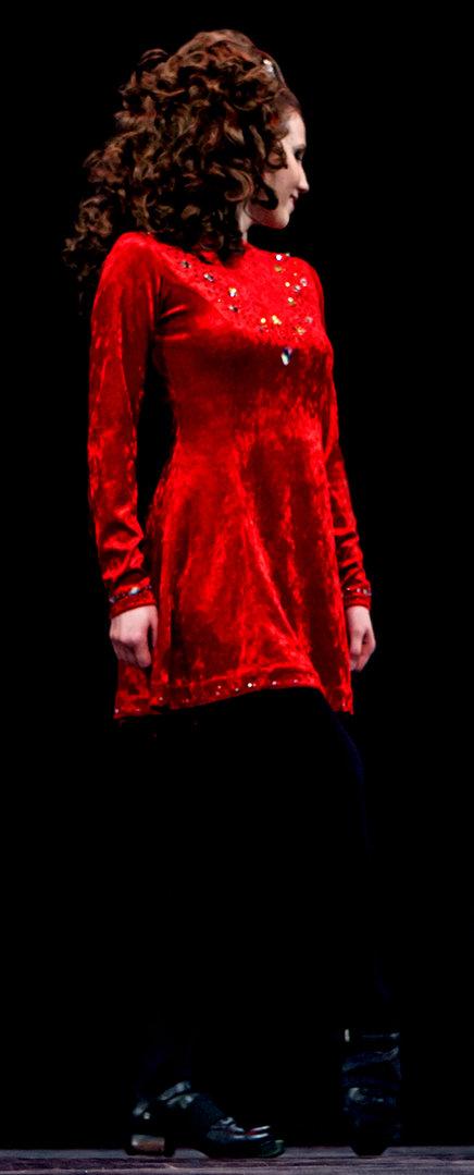 Irish Dance - Barbara Szenasi TCRG