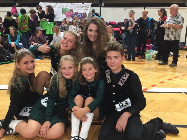 Irish Dance Feis Vienna