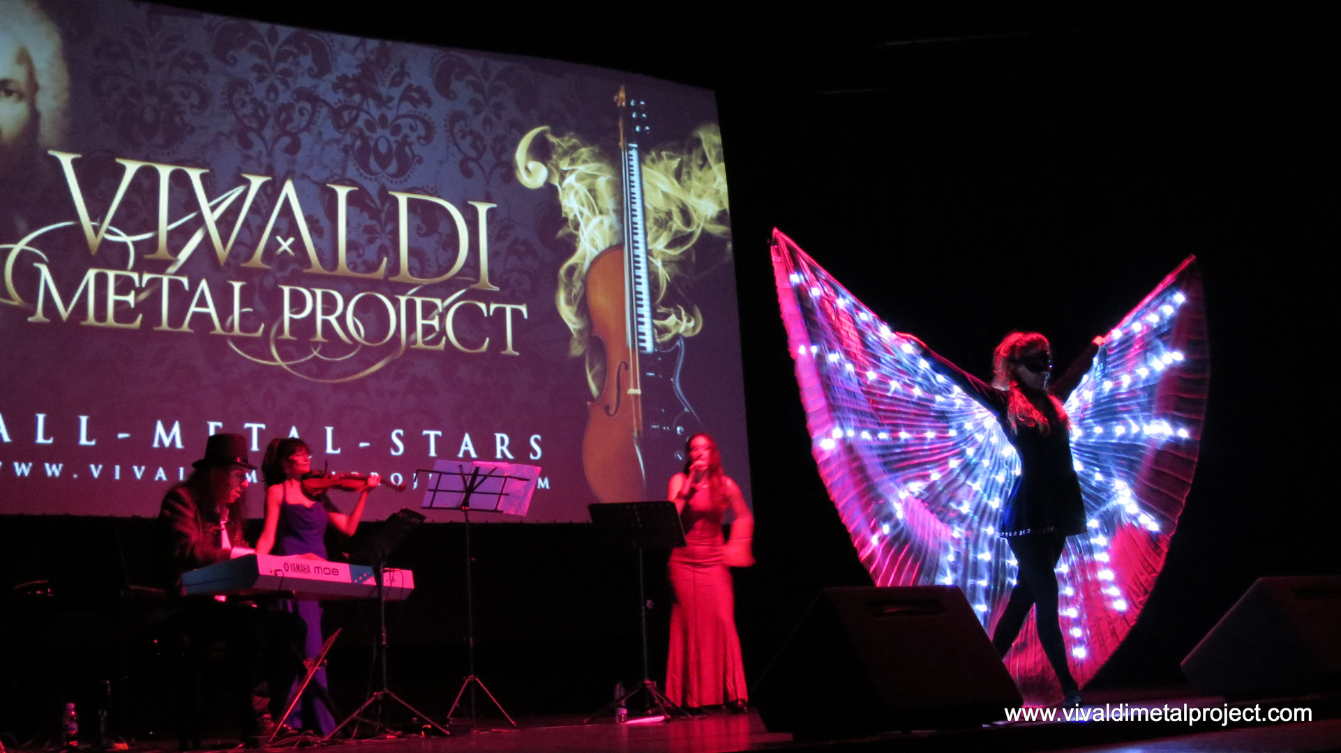 VMP concert at Canary Islands