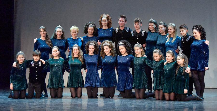 irish dance ír-sztepp