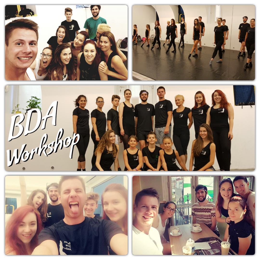 Irish Dance workshop