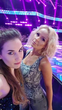 TV2 Csak show és más Semmi - Köllő Babett és Szénási Barbara