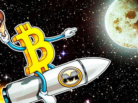 Bitcoin surges passed $11,000 for first time since 5 Mar 2018