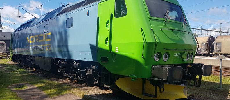 Bestilling av 3 lokomotiver