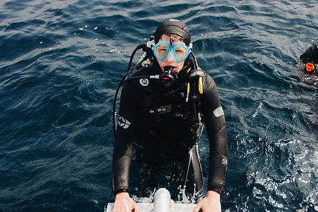 divemaster SNSI sicily dive4earth