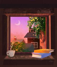 Window View - Kaitlyn Chille.jpg