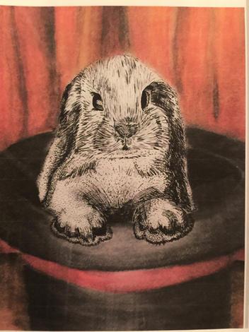 Hat Trick by William Crespo