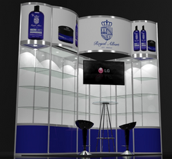 Stand 3x2 octanorm2